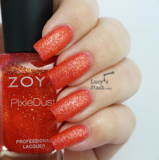 Lucy's Stash - Zoya Destiny