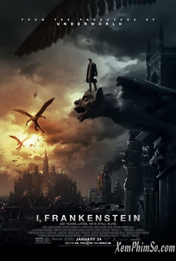 Xem Phim I Frankenstein