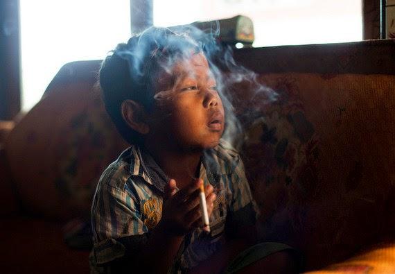 Dokumentari Fenomena Merokok Di Indonesia