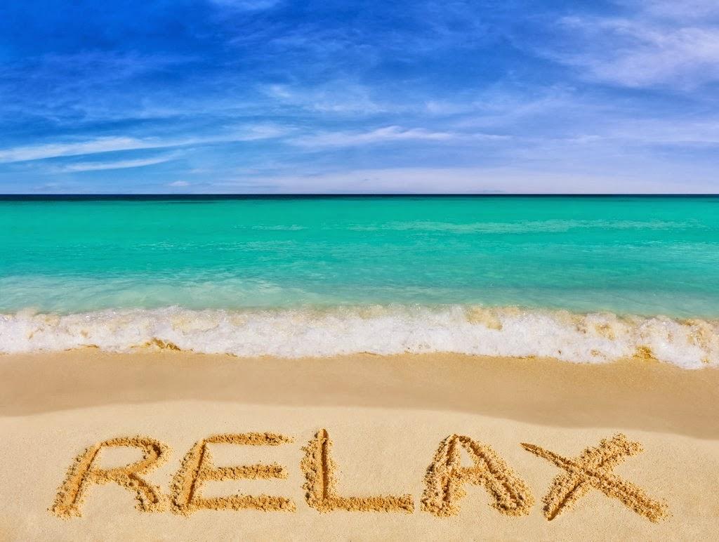 Pensamientos y cosas del coraz n relajada tranquila gracias a mi playa - Fotos de hamacas en la playa ...