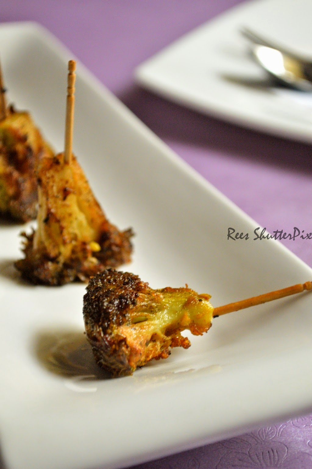 easy broccoli fry recipe, step by step picture recipe broccoli fry or 65, broccoli lollipop recipe, broccoli recipes, restaurant style broccoli recipe