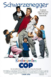 Watch Kindergarten Cop (1990) movie free online
