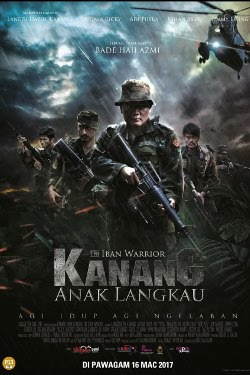 16 MAC 2017 - KANANG ANAK LANGKAU : THE IBAN WARRIOR ( MALAY)