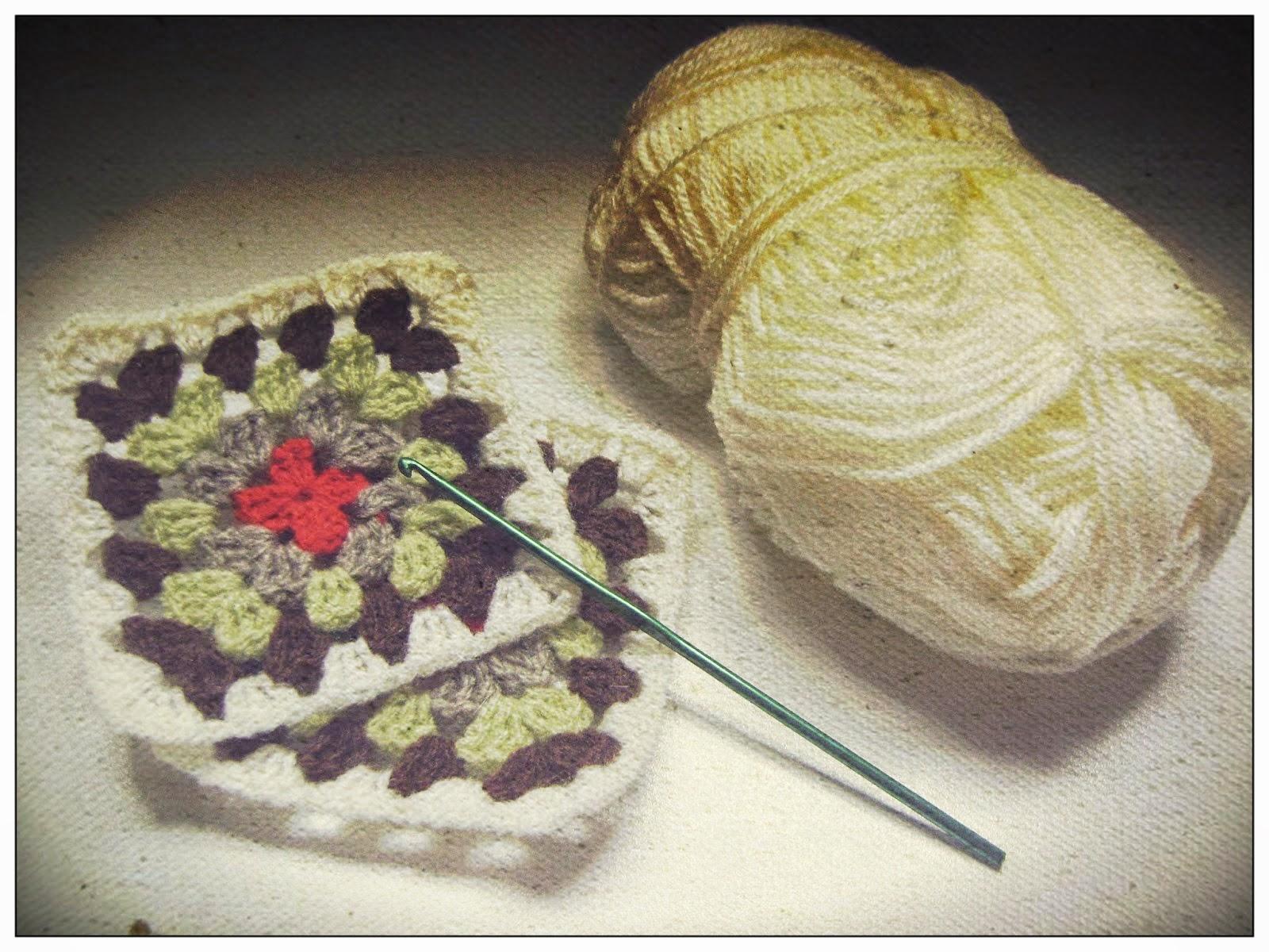 Crocheting Que Es : Granny Square: un b?sico del crochet...quE es, quE debo saber y ...