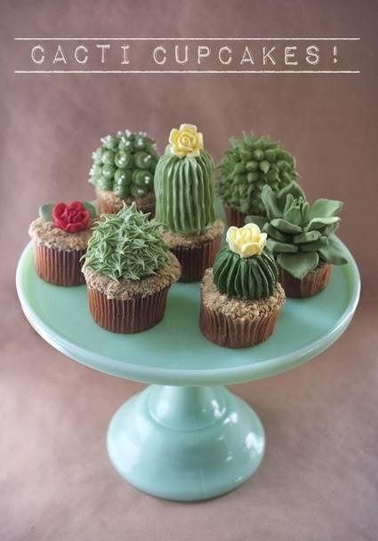 cupckaes, kaktuscupcake, succulentcupcake, cacti cupcake, succulent cupcake