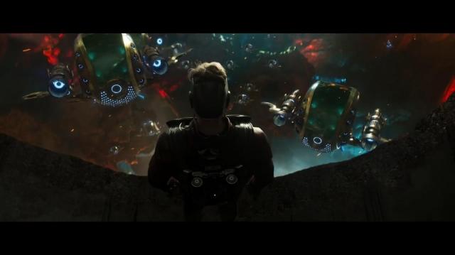 Hình ảnh phim Vệ Binh Dải Ngân Hà 2