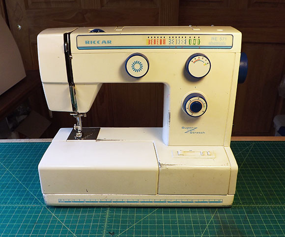 sewing machine tune up cost