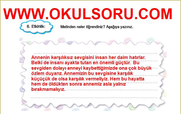 5.Sınıf FCM Yayınları Türkçe Çalışma Kitabı 164.Sayfa Cevapları
