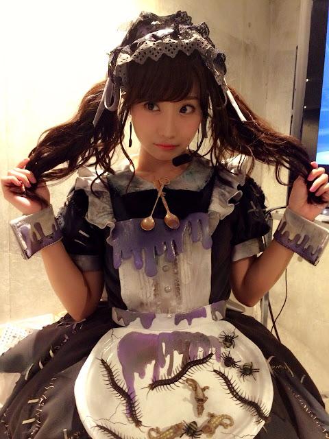 AKB48 柴田阿弥 Shibata Aya ハロウィン・ナイト Halloween Night