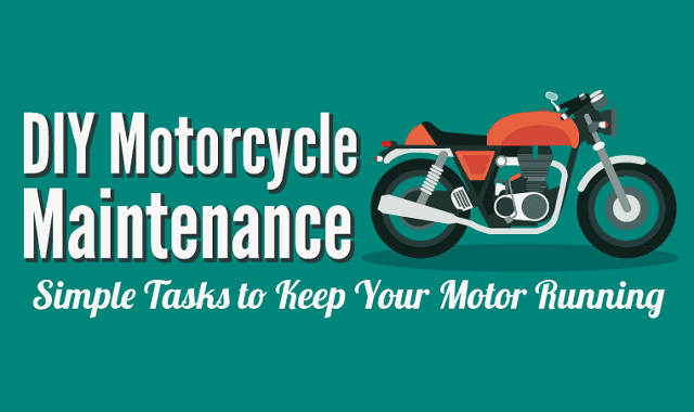 DIY Motorcycle Maintenance