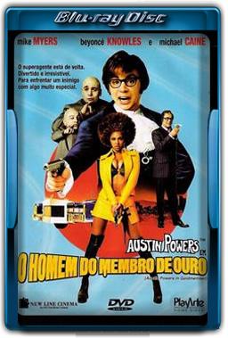 Austin Powers em o Homem do Membro de Ouro Torrent Dublado