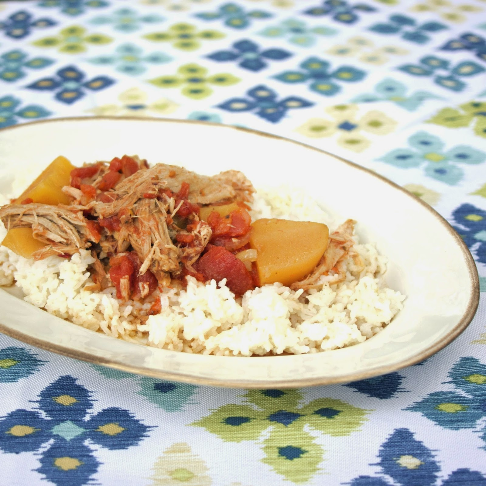 Slow Cooker Mexican Pork- simplelivingeating.com