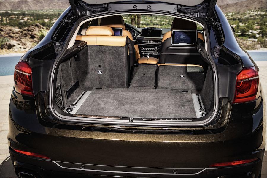 新型 BMW X6