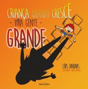 Livro infantil de 2015, primeiro lugar concedido pela UBE-RJ no Concurso Internacional de 2016.