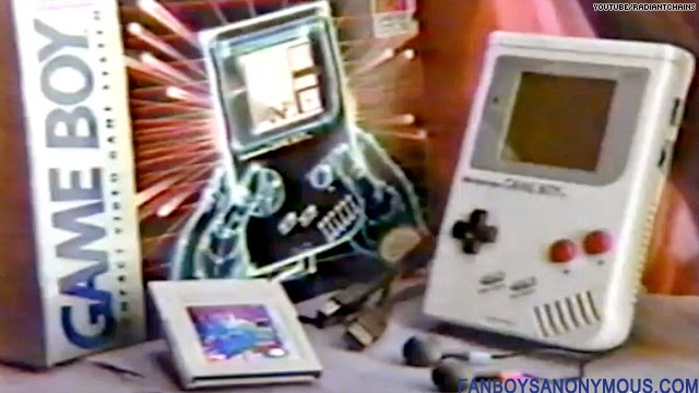 gameboy advertisement television 90s