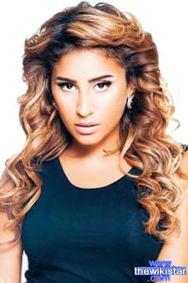 الممثلة المصرية دينا الشربيني Dina El Sherbini