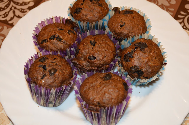 Cupcakes, Muffins, Chocolate, Food
