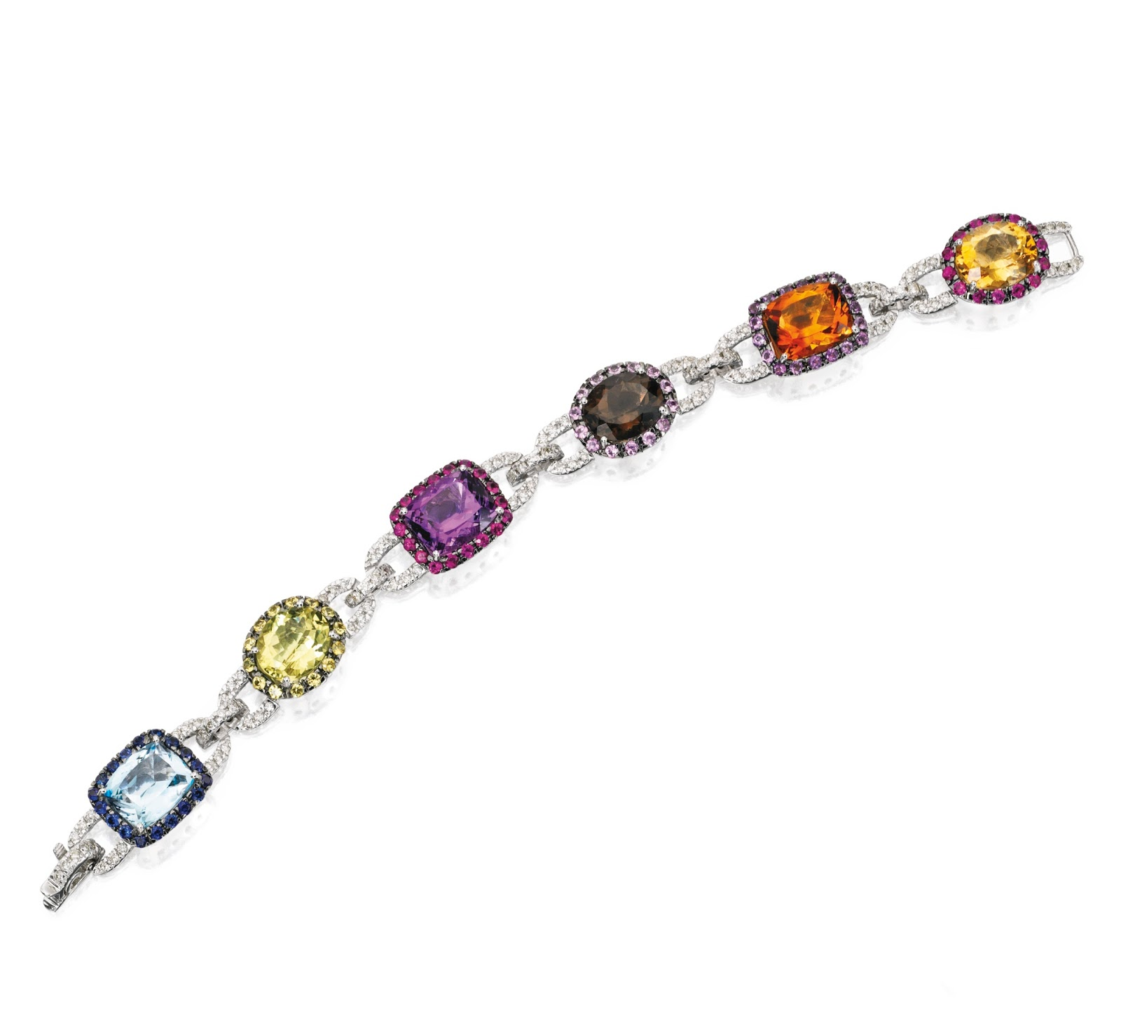 from stone jewel carter products colored bracelet bracelets s