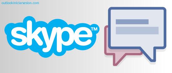 menos faceboo y mas skype