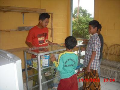 Waserda Sarana Latihan Praktek Usaha Anak Asuh