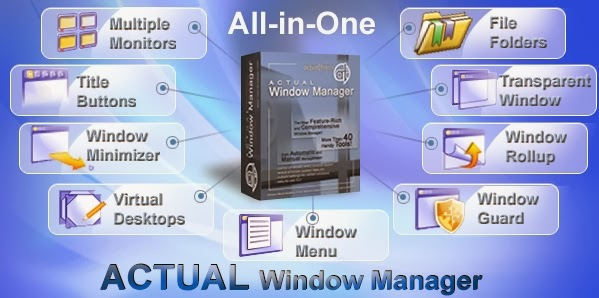 Actual Window Manager 8.1.1