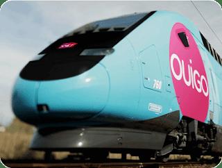 Billets de TGV Ouigo à 10 euros jusqu'au 7 juillet