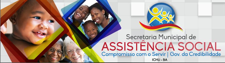 Blog da Secretaria Municipal de Assistência Social de Ichu