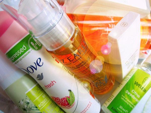 Summer Cosmetics