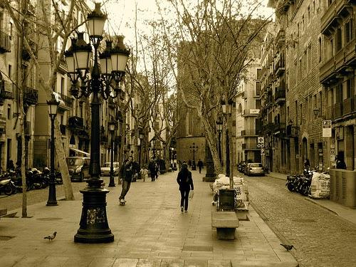 Barrio del born barcelona for Hoteles en el born de barcelona
