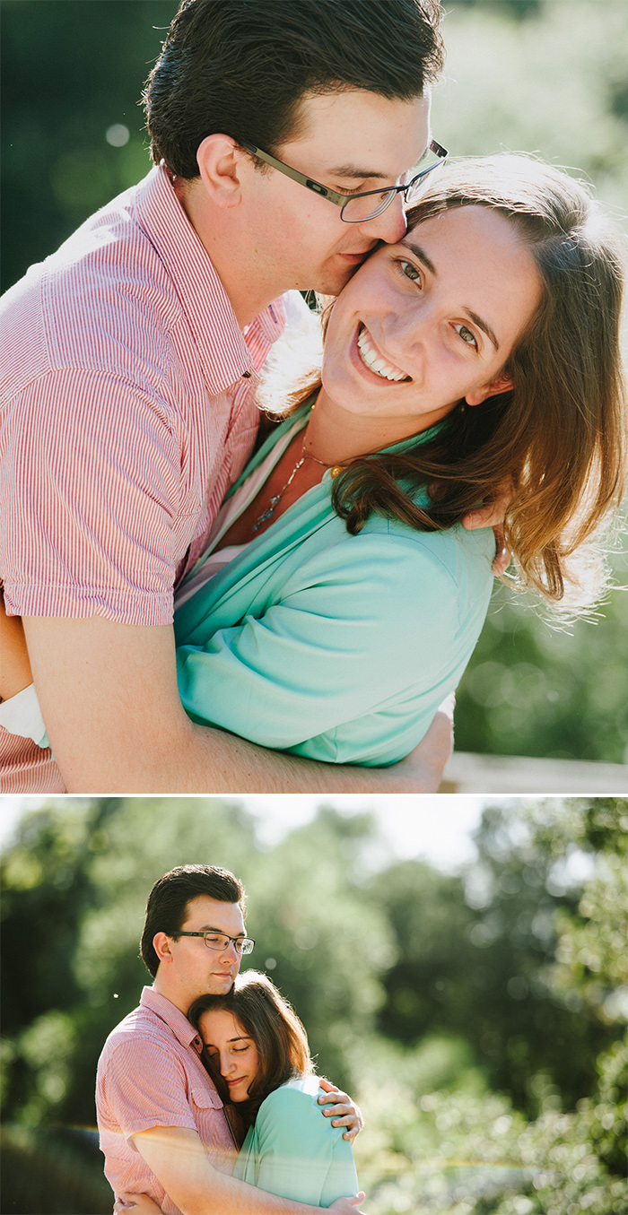 Chitactac Adams County Park Engagement Portraits