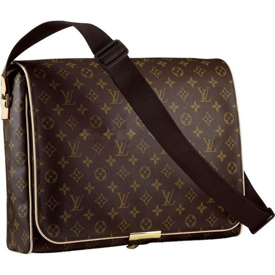 3b5d3378afb8 Louis Vuitton Monogram Canvas Abbesses M45257