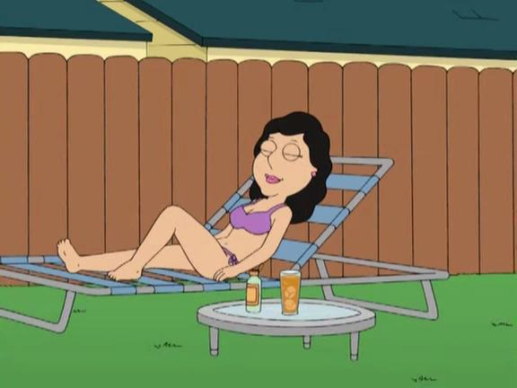 English Lois And Bonnie Screencaps From The Show Family Guy Episode