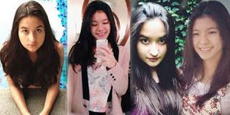 4 Anak Artis Indonesia tercantik