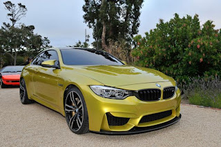 BMW M4  Coupè 2014