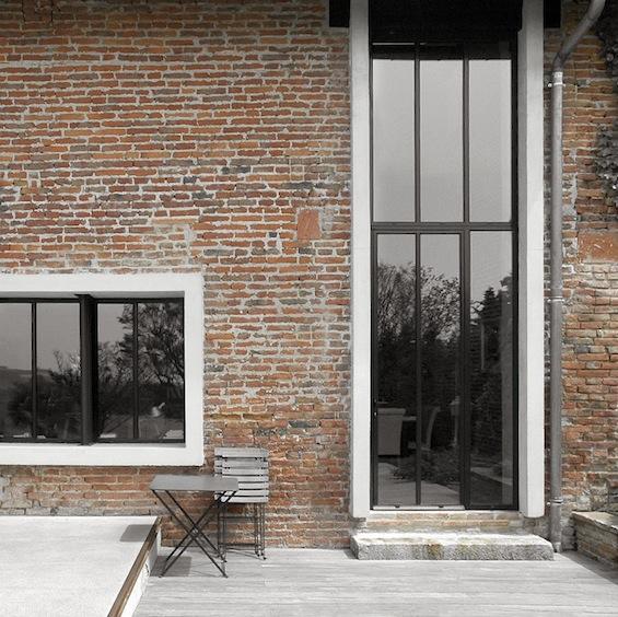 B tillon dorval bory architectes cr 39 eativ for Architecte transformation maison