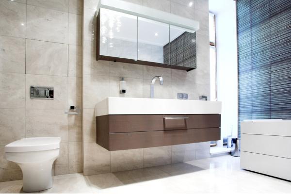progettare un bagno moderno e di design  blog di arredamento e, Disegni interni