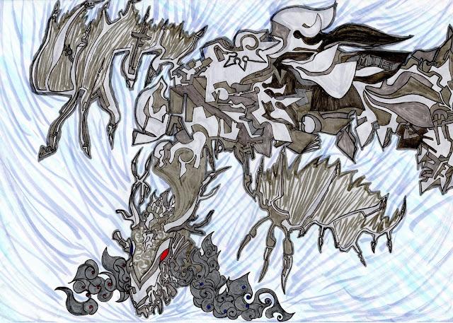 翼竜 / Sky Dragon