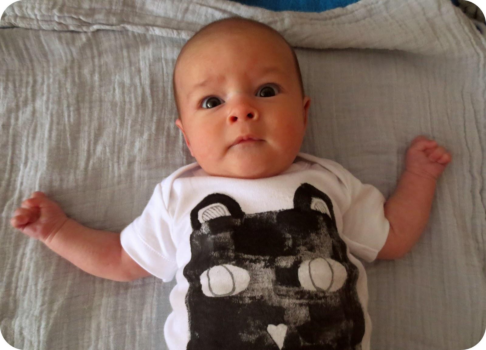 baby 15 weken oud