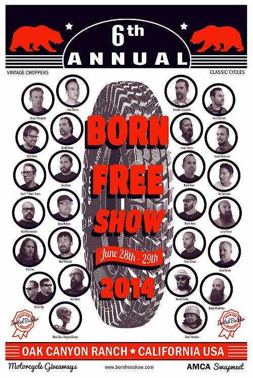 Born Free 6