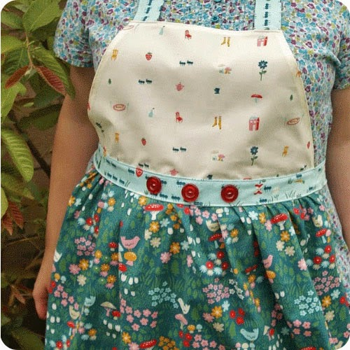 Tutorial | The Everyday Party Apron