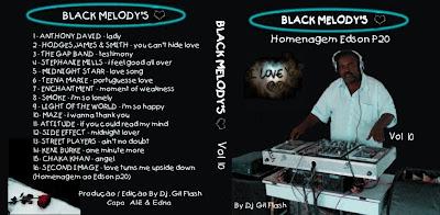 BLACK MELODY\'S 10