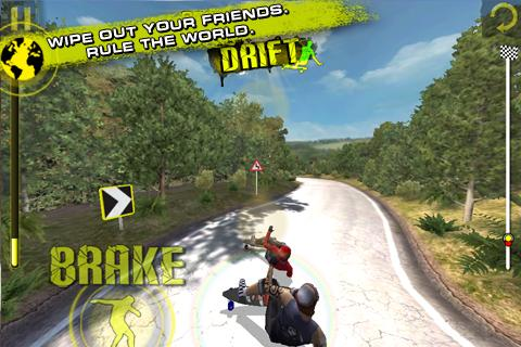 Downhill Xtreme v1.0.2 Latest Free Android Game