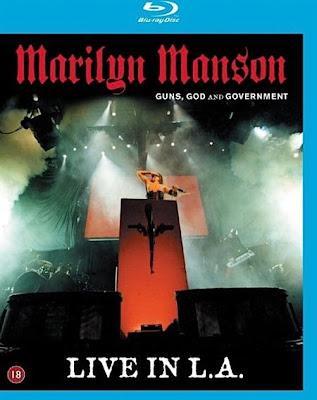 Marilyn Manson – Guns, God and Gove 720p BRRIP MEGA