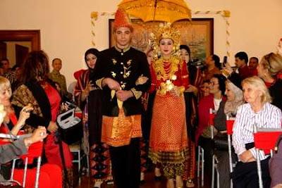 Upacara Adat Perkawinan Aceh Utara