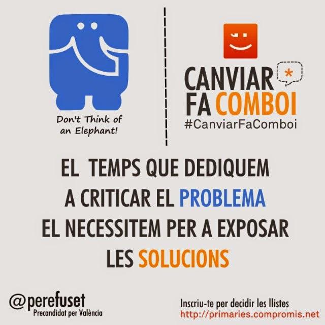 Trad: El tiempo que dedicamos a criticar el problema lo necesitamos para exponer las soluciones