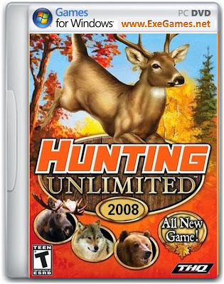 Hunting Unlimited 2008 Game