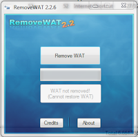 Free Download RemoveWAT v2.2.6 Permanent Activator