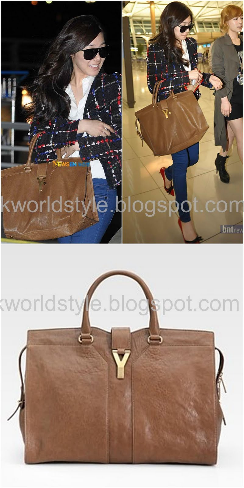 K-world Style (K-pop \u0026amp; K-Drama Fashion): SM TOWN AIRPORT STYLE ...