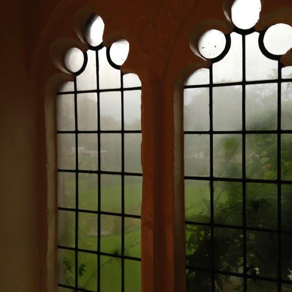Victorian Architecture - Bogenfenster - Englische Einrichtungsideen