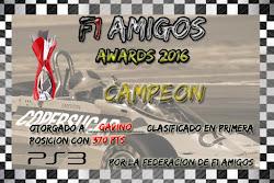 Campeón F1A 2015/16